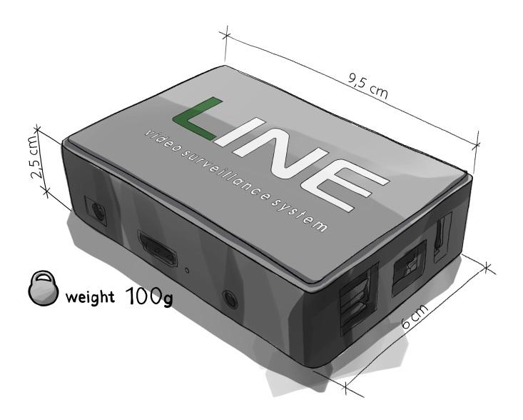 «Line MicroNVR»