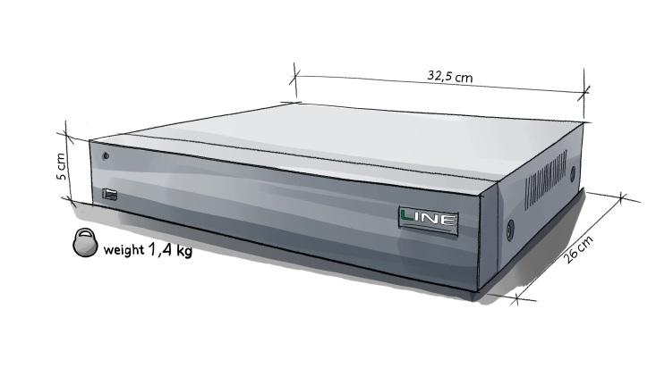 «Line XVR»